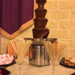 Fondu de chocolate
