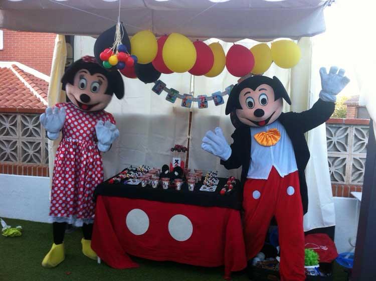 Fiestas infantiles Málaga