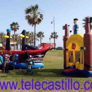 Animaciones Fiestas infantiles Málaga