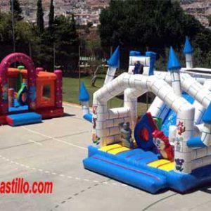 Fiestas infantiles fin de curso