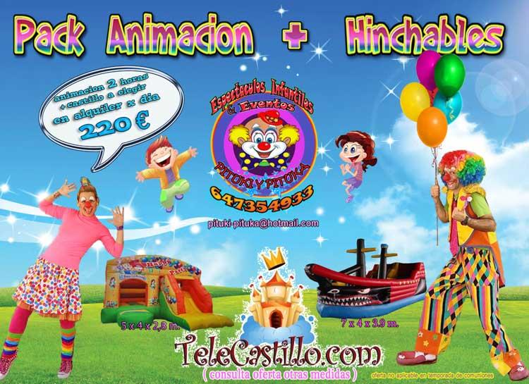Espectáculos Infantiles y Eventos