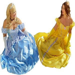 Animaciones Fiestas Princesas Malaga