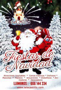 Animacion Fiesta De Navidad Malaga