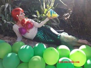 Cumpleaños Princesas Malaga