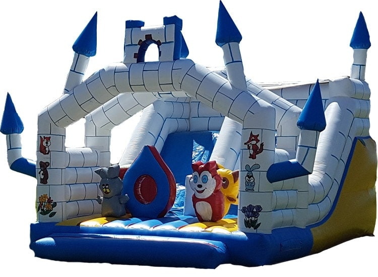 Alquiler castillo hinchable