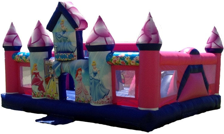 Castillo Hinchable Princesa