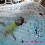 Alquiler hinchables acuáticos Málaga